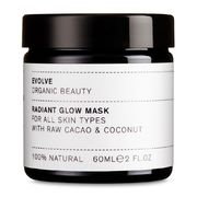 Evolve Ansiktsmask, radiant glow 60 ml