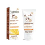 Acorelle  TINTED SUNSCREEN SPF 50 Apricot