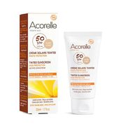 Acorelle TINTED SUNSCREEN SPF 50 Light