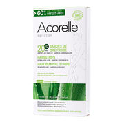 Acorelle SUMMER PACK 32 HAIR REMOVAL STRIPS FOR BODY Available March 2018
