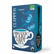 Clipper Earl Grey Luomutee 20ps
