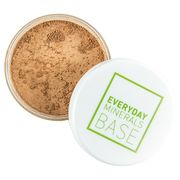 Everyday Minerals Golden Almond 6W Semi-Matte -mineraalimeikkipohja