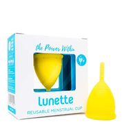 Lunette Menstrual Cup - Yellow, size 1