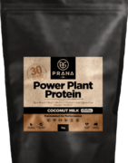 Prana On Power Plant Protein Coconut Milk näytepakkaus 40 g