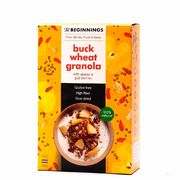 The Beginnings Apple & Goji Berry Buckwhear Granola 150g