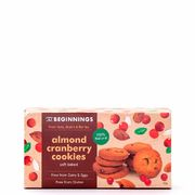The Beginnings Almond Cranberry Cookies 80g