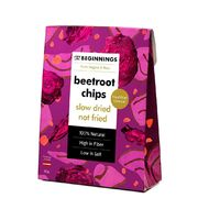 The Beginnings Beetroot Chips 50g