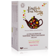 English Tea Shop Luomu teelajitelma Fruit Infusion