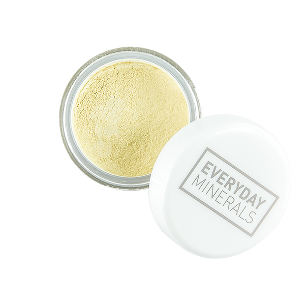 Everyday Minerals  Color correcting-puder Sunlight Jojoba