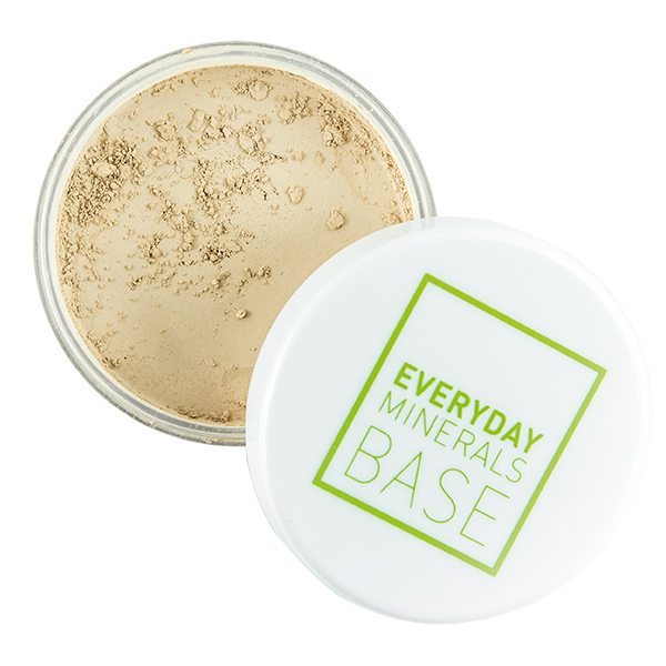 Everyday Minerals  Medium Mineralpuder, bas, semi-matte4N