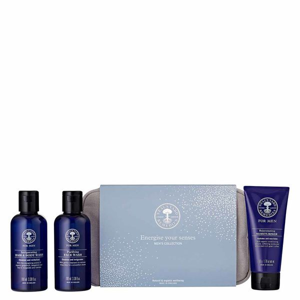 Neal's Yard Remedies Energise Your Senses Gift Set for Men