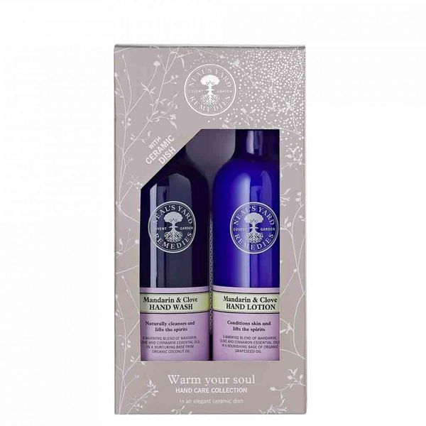 Neal's Yard Remedies Warm Your Soul Hand Care Gift Set