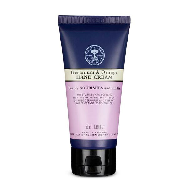Neal´s Yard Remedies Geranium & Orange Hand Cream Käsivoide